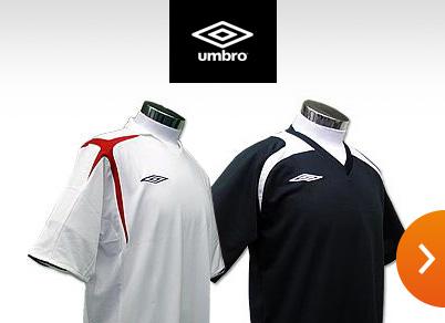 《ブランド正規品》UMBROサッカーユニフォーム
