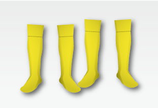 無地/黄色