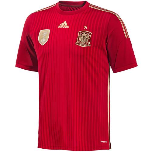 9493a022836076 スペイン代表のサッカーユニフォームをオーダーメイド | 激安オーダー ...