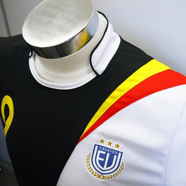 サッカー 各国 代表 ユニフォーム 2017