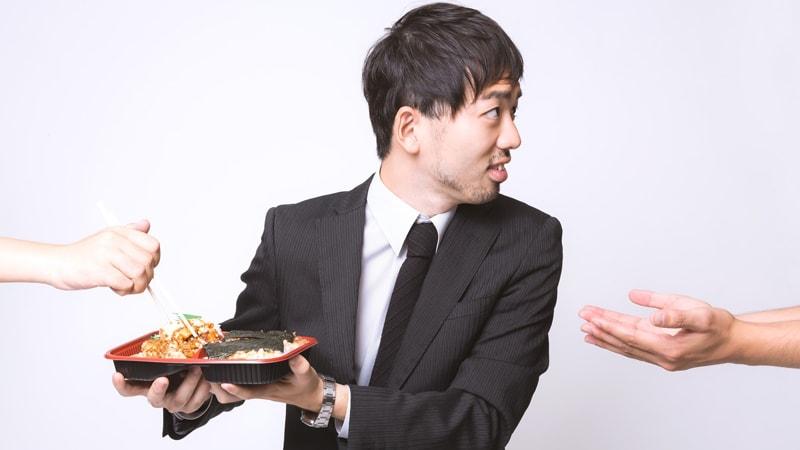 同じ釜の飯を食うイメージ